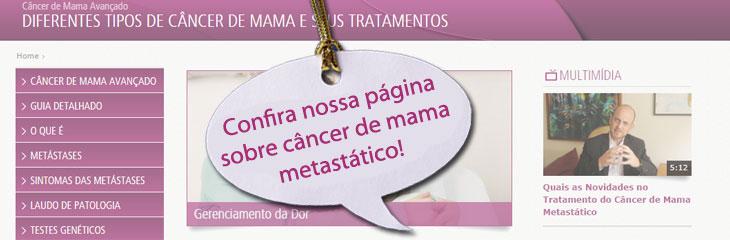 cancer de mama metastático