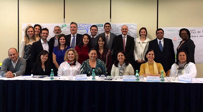 Reunião CCR - Câncer de Intestino