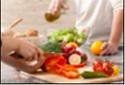 Mantenha uma alimentação saudável