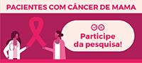Câncer de mama e local de tratamento