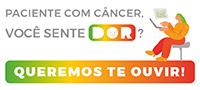 Paciente com câncer, você sente dor?