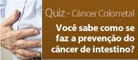 Você sabe como se faz a prevenção do câncer de intestino