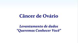 Pesquisa sobre Câncer de Ovário