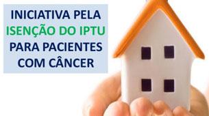 Iniciativa pela Isenção do IPTU para Pacientes