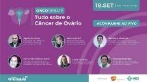 OncoDebate - Tudo sobre Câncer de Ovário