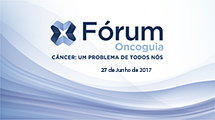 VII Fórum Oncoguia 2017 - Dia 27/06/2017