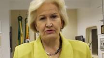 Mensagem da Senadora Ana Amélia Lemos
